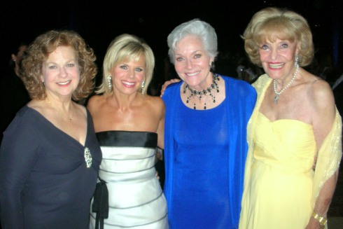 Gretchen Carlson, Miss America 1989, Lee Meriwether, Miss America 1955 & Jean Bartel, Miss America 1943