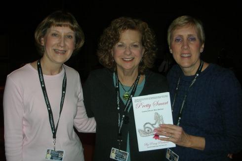 Connie, me & Judy