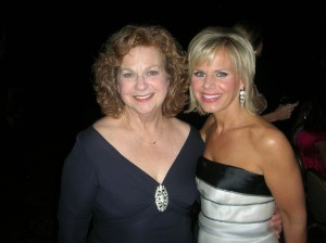 Me and Gretchen at the 2009 Miss America Gala